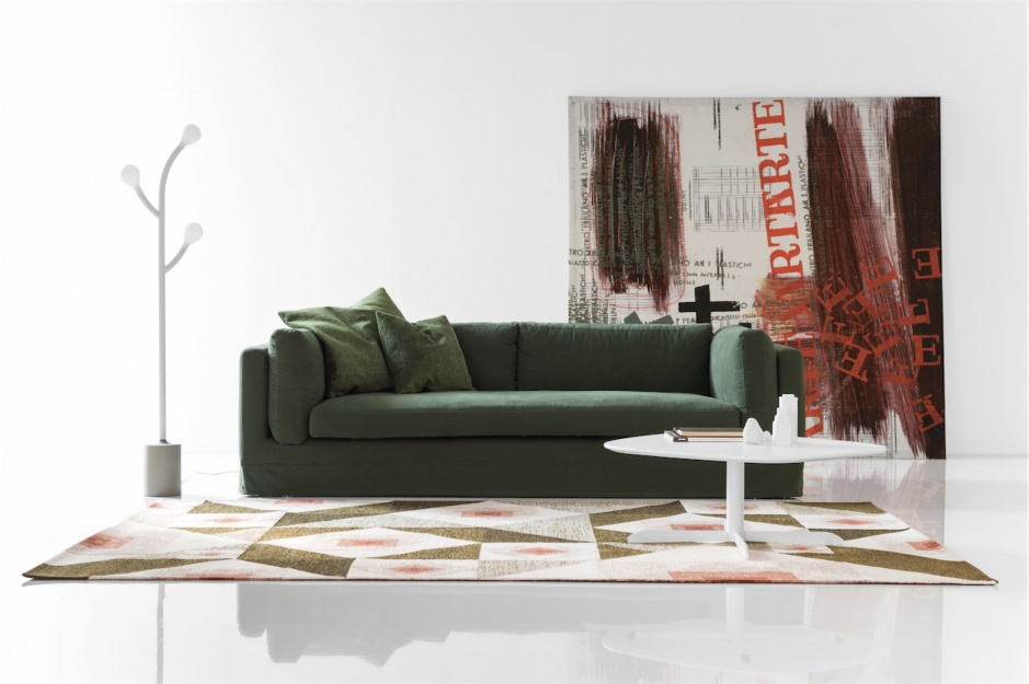 calligaris glammy sofa -